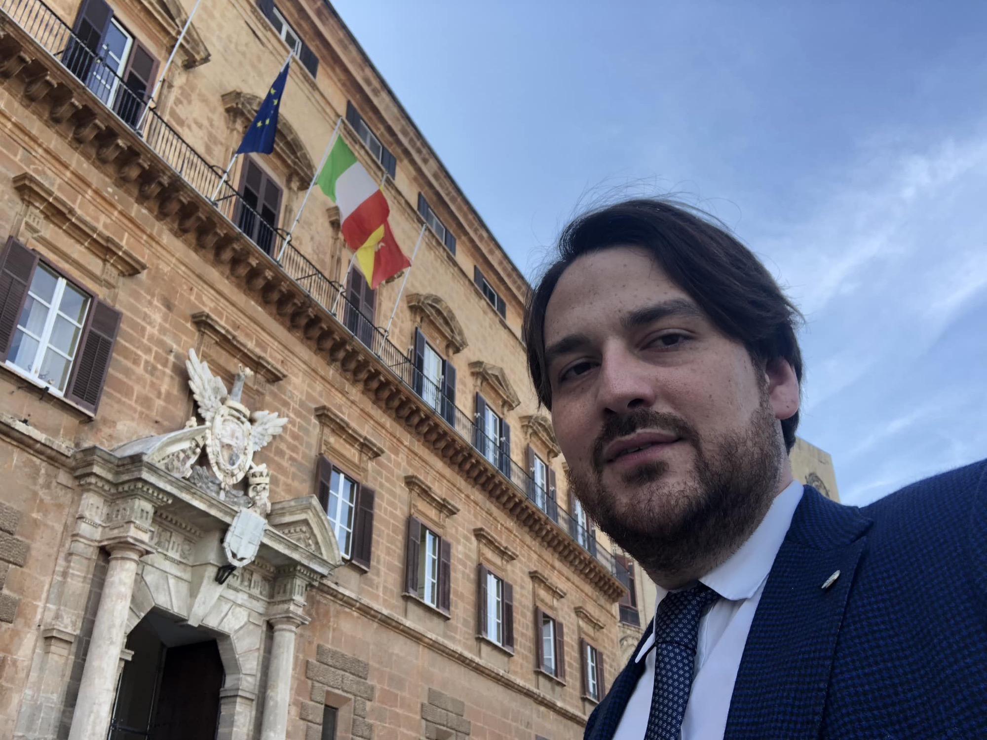 Audizione alla V Commissione Legislativa dell'Assemblea Regionale Siciliana